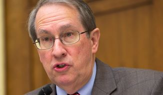 House Judiciary Committee, chaired by Rep. Robert Goodlatte of Virginia, approved the Email Privacy Act, would raise the legal hurdle for police investigators seeking access to email users' data. (Associated Presss)
