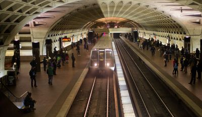 House Republicans shot down the Metro Board's request for funding to help fix the ailing Metro transit system. Jack Evans, Metro board chairman, said Metro will need about $25 billion over the next 10 years to operate and fix the system. (Associated Press)