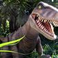 Universal Orlando's Islands of Adventure featurues an encounter with a Jurassic Park raptor. (Photo by Jacquie Kubin/Special to The Washington Times)