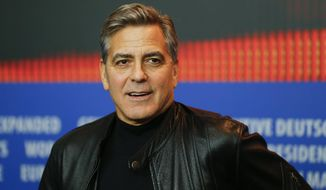 George Clooney (Associated Press/File)