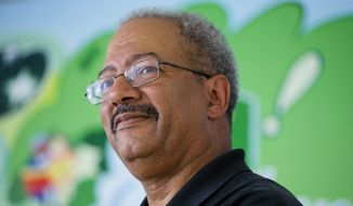 U.S. Rep. Chaka Fattah, D-Pa., attends a news conference in Philadelphia.  (AP Photo/Matt Rourke, File)