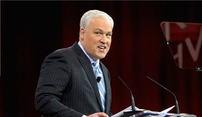 American Conservative Union Chairman Matt Schlapp advises concerned voters to check out the conservative ratings of Congress as determined by their actual voting records. (American Conservative Union) ** FILE **
