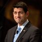 House Speaker Paul D. Ryan said he does want to end up supporting Mr. Trump, though the billionaire businessman will have to convince Republicans that he accepts their philosophy of limited government and must prove he will tone down the bullying and insults that characterized the Trump campaign during the primaries. (Associated Press)