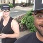 A South Carolina man is defending himself after comedian Amy Schumer called him out in an Instagram post for allegedly accosting her on the street for a selfie. (Instagram/@mr.brewer8819)