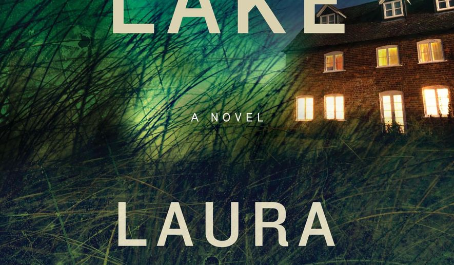 """This book cover image released by William Morrow shows """"Wilde Lake,"""" by Laura Lippman. (William Morrow via AP)"""
