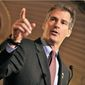 Former U.S. Sen. Scott Brown endorsed presumptive GOP presidential nominee Donald Trump for president in February. (AP Photo)