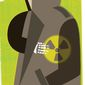 Smuggling Nuclear Materials Illustration by Linas Garsys/The Washington Times