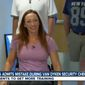 "Olympic gold medal winning swimmer Amy Van Dyken-Rouen received an apology from the Transportation Security Administration (TSA) after she said she was ""humiliated"" during a full body search at Denver International Airport. (KMGH)"