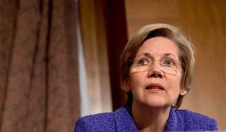 Elizabeth Warren (Associated Press)
