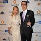 "Heather Mnuchin, left, and Steven Mnuchin arrive at The Kaleidoscope Ball's ""Designing The Future"" at the Beverly Hills Hotel on Wednesday, April 17, 2013 in Beverly Hills, Calif. (Photo by Richard Shotwell/Invision/AP)"