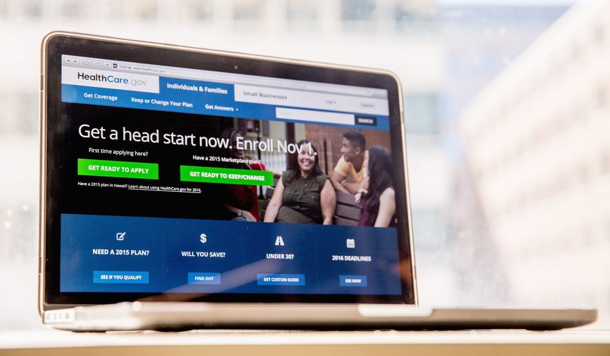 """The people signing up for Obamacare so far are sicker than expected, meaning insurers will have to raise rates to cover the costs, in what nonpartisan analysts said amounts to a """"market correction."""" (Associated Press)"""