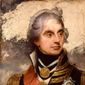 Lord Nelson (From the portrait by Sir William Beechey)