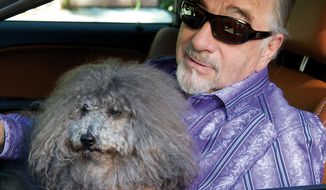 "Talk radio host Michael Savage has written a new book titled ""Teddy and Me,"" which chronicles his friendship with an 11-pound poodle, as well as the origins of his calling as a broadcaster. (Hachette Book Group)"