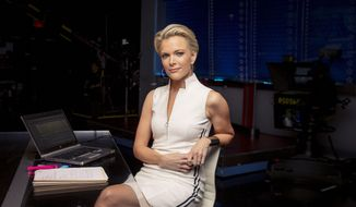 Megyn Kelly poses for a portrait in New York on May 5, 2016. (Photo by Victoria Will/Invision/AP)