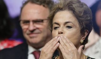 The expected Senate vote to impeach Dilma Rousseff means that Michel Temer, her running mate-turned-nemesis, would take over as acting president, a promotion that would be permanent if Ms. Rousseff is convicted. (Associated Press)