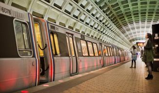 Metro officials say they need the extra time that reduced service hours would provide in order to conduct long-neglected repairs and maintenance throughout the subway system. (Associated Press/File)