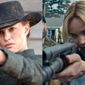 "Natalie Portman stars in ""Jane Got a Gun"" and Jennifer Lawrence stars ""Joy,"" now available on Blu-ray."