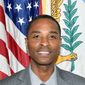 Virgin Islands Attorney General Claude E. Walker. ** FILE **