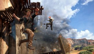 Fortune hunter Nathan Drake comes out of retirement for one more explosive adventure in the video game Uncharted 4: A Thief's End.
