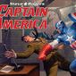 "The first issue of ""Steve Rogers: Captain America"" by Marvel comics features the villain known as Red Skull opposing the mass influx of refugees into Europe from the Middle East and North Africa. (Marvel Comics)"