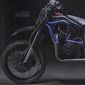 The Pentagon unveiled prototypes for its new stealth motorcycles on Wednesday, Mary 25, 2016. (Logos)
