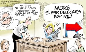 More superdelegates for me!
