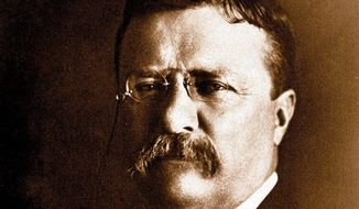 Theodore Roosevelt (Associated Press) ** FILE **