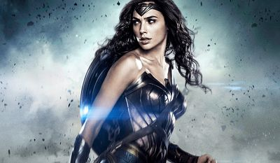 """Gal Gadot as Wonder Woman (Princess Diana of Themyscira) a demigoddess and warrior princess of the Amazons. She appeared in the 2016 film """"Batman v Superman: Dawn of Justice,"""" marking the character's feature film debut after more than 70 years of history. Gadot will also star in the character's first solo live-action film,  """"Wonder Woman,"""" set to be released on June 2, 2017."""