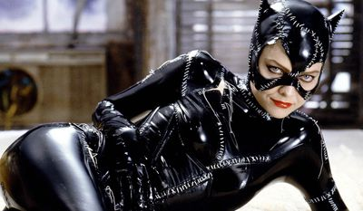 Michelle Pfieffer as Catwoman (Selina Kyle) in Batman Returns (1992)