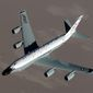 A RC-135 Rivet Joint, assigned to the 763rd Expeditionary Reconnaissance Squadron, flies over Afghanistan in support of Operation Enduring Freedom, June 19, 2011. The RC-135 Rivet Joint reconnaissance aircraft supports theater and national level consumers with near real time on-scene intelligence collection, analysis and dissemination capabilities.