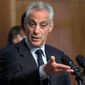 Rahm Emanuel     Associated Press