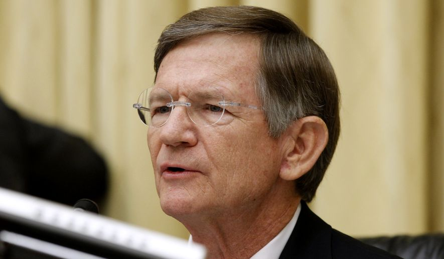 Rep. Lamar Smith (Associated Press/File)