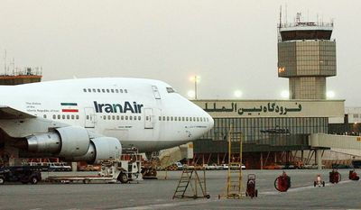 Boeing executives offered no details a day after Iranian officials said an agreement to buy commercial planes from the Chicago-based company was essentially a done deal. Estimates say it will involve about 100 jets from Boeing and leasing companies. (Associated Press)