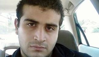 FILE - This undated file image shows Omar Mateen, who authorities say killed dozens of people inside the Pulse nightclub in Orlando, Fla., on Sunday, June 12, 2016. The gunman opened fire inside the crowded gay nightclub before dying in a gunfight with SWAT officers, police said. With news that Mateen killed dozens of people in a gay nightclub in Florida and was born to Afghan immigrant parents, the Afghan-American community is expressing horror, sorrow and disbelief that one of their own could commit the worst mass shooting in modern U.S. history. (MySpace via AP, File)
