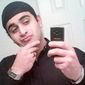 Orlando nightclub shooter Omar Mateen from a selfie posted to a social media account. On June 17, the Associated Press reported a Florida bartender complained that Mr. Mateen had cyber-stalked her via Facebook until she blocked him. (MySpace via Associated Press)