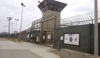 The House voted this week not to close the Guantanamo Bay detention center, one of President Obama's long-held wish list items. (Associated Press)