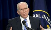 CIA Director John Brennan speaks during a news conference at CIA headquarters in Langley, Va., in this Dec. 11, 2014, file photo. (AP Photo/Pablo Martinez Monsivais, File)
