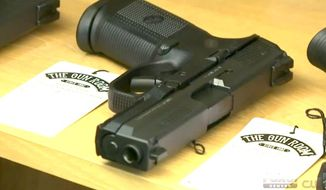 Guns sales are surging among gay and lesbian citizens in Denver, Colorado. (Fox 31 Denver screenshot)