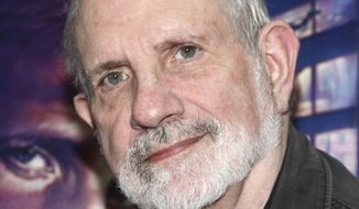 "Brian De Palma attends a special screening of ""De Palma"" at the DGA Theater on Thursday, June 9, 2016, in New York. (Photo by Andy Kropa/Invision/AP)"