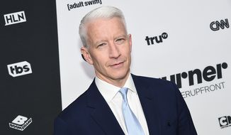 Anderson Cooper is an American journalist, author and television personality. (Photo by Evan Agostini/Invision/AP)