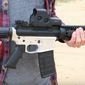 The DIY gunsmith industry has accelerated in the wake of the June 12, 2016, terrorist attack in Orlando, Florida. Gun-rights advocates are using milling machines and emerging technology to create untraceable weapons as lawmakers call for new regulations. (YouTube, Defense Distributed)