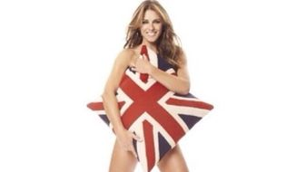 "Photo by actress Elizabeth Hurley from a June 22 tweet urging Britons to vote in the June 23 ""Brexit"" referendum on the UK leaving the European Union."