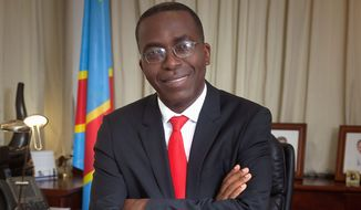 DRC Prime Minister Augustin Matata Ponyo Mapon. (Photo: Government of DRC)