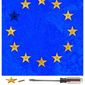 Illustration on the implications of the departure of Britain from the EU by Alexander Hunter/The Washington Times