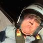 """Comedian Jay Leno survives a car crash while filming his new show. (YouTube, """"Jay Leno's Garage"""" screenshot)"""