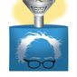 Illustration on Joyful Noise's fundraising for the Sanders campaign by Alexander Hunter/The Washington Times
