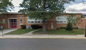 William P. Tatem Elementary School in Collingswood. (Image: Google Maps via philly.com)