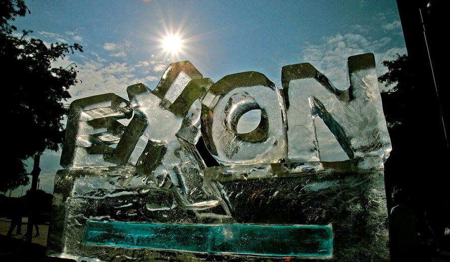 As the battle being climate change activists and deniers continues, with neither side giving ground, Virgin Islands Attorney General Claude E. Walker issues subpoenas to ExxonMobil of its communications with universities, scientists and think tanks. (Associated Press)