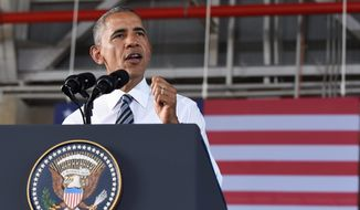 President Obama cut short his European trip to address the situation at home, saying that individuals within a protest movement can turn events violent. (Associated Press)