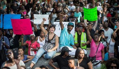 Enough: Authorities worry that the Dallas police slayings, allegedly retaliation for cop killings of persons of color, will have the opposite effect and incite even more nonpeaceful incidents.